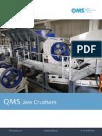 QMS Jaw Crusher Brochure