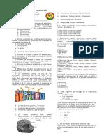 Taller Lectura Ciclo 3 y 4 Tipo Icfes