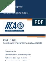 Marco Conceptual Servicios Ecosistemicos