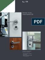 electronic Acces Door