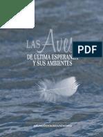 Las Aves de Última Esperanza y Sus Ambientes 1