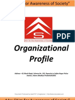 AAs Organisational Profile