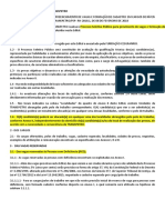 Edital Petrobras Transporte s