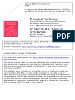 An Outline of a Theory of Affordances - Chemero.pdf