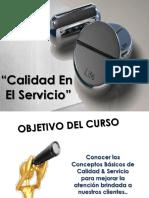 Calidad en El Servicio GNC III