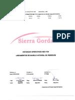24.- Estandar Operativo HSE N° 24 Lineamiento de Manejo Integral de Residuos rev. 01