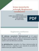 Cap II Sistema Monetario Internacional