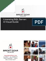 Brent Ozar Licensing