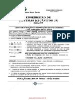 141 Eng de Sistemas Mecanicos Jr FUNDEP 2012