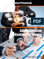 Descriptor Gestion Del Tiempo Mdiazr