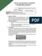 Autonomo Informe Electronica