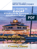 2018 So. Maryland Business Directory