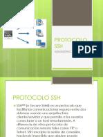 Protocolo Ssh