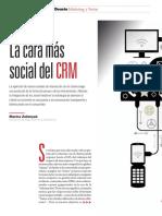 Adicional - La Cara Mas Social Del CRM - 2013