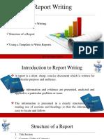 reportwriting
