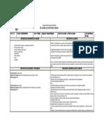 Planificación Anual Ciencias Sexto Basico