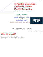 Parallel Rng Advcomp15
