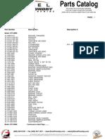 Omnicone 937 Parts List-OMNI
