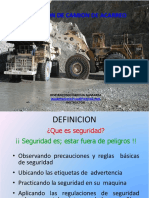Operación de Camion de Acarreo