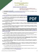 Decreto Federal Processo Seletivo Simplificado Procedimento