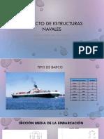 Proyecto de Estructuras Navales