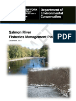 Salmon River Fisheries Management Plan
