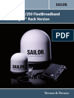 125645-G - COBHAM FBB500FBB250FB150 User Manual