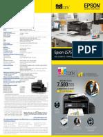 MANUAL EPSON L575