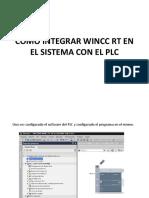 Teoria Como Integrar Wincc Rt Con El Plc