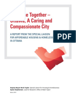 Everyone Together - Ottawa a Caring and Compassionate City