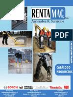 Catalogo Rent a Mac 2017