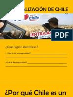8º Regionalización Chile