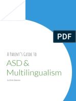 ASD Multilingualism