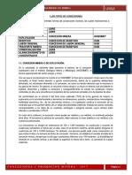 Pagos de Concesion en El Peru