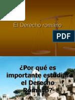 Derecho Romano PERIODOS Y FUENTES.ppt