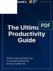 The Ultimate Productivity Cheat Sheet - Readdle Edition.pdf
