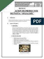 Practica n4 Elaboracion de Productos de Pasta Hojaldre