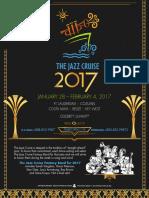 TheJazzCruise2017 Brochure