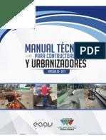 Manual Tecnico Urbanizadores y Constructores v2017 Noviembre-2017 (1)x