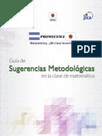 01-Guía de Sugerencias Metodologicas Matematica_201507230