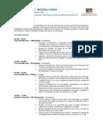 CV Exequiel Medina