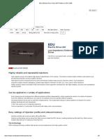 EDU (Electric Drive Unit)