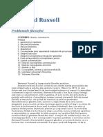 Bertrand Russell-Problemele Filosofiei 06