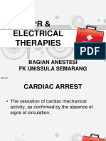 CPR & Electrical Therapies