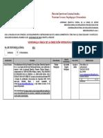 VENTANILLA 416 EXTRAORDINARIA -Notificación Convocatoria de Oposición SPD