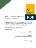 Permeabilidad Concreto Abanto Cabellos Tatiana Enet