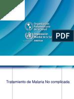Malaria Nuevas Pautas 23102017