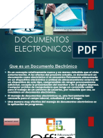 Documentos Electronicos