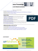 2012 - Trends in Sonochemistry and Ultrasonic Processing