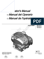 Lawnmower Engine Manual